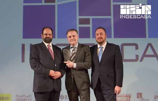 Ingescasa, premio Alfonso Vázquez Fraile a la mejor Gestora de Cooperativa de Viviendas 2018